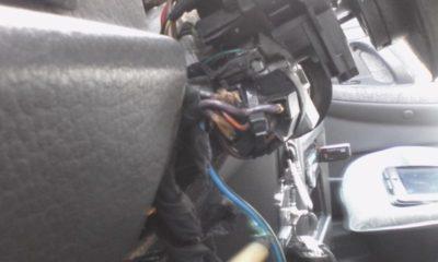 подключение проводов замка зажигания ваз 2106