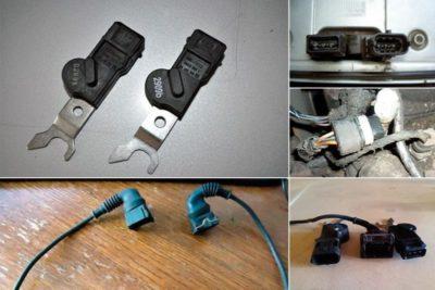 как проверить клапан фазорегулятора