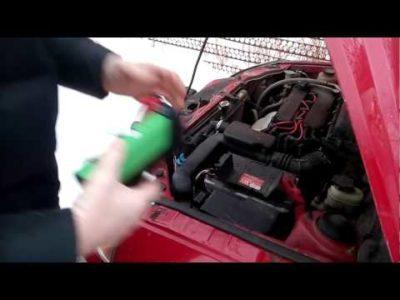 как прикурить форд транзит