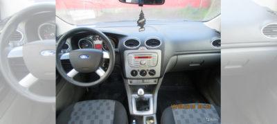 расход топлива форд фокус 2