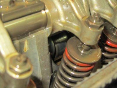 форд фокус регулировка клапанов