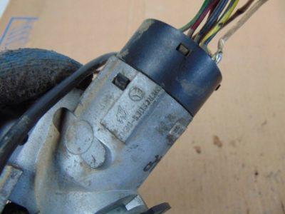 подключение замка зажигания ваз 2107