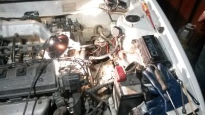 как промыть радиатор печки автомобиля