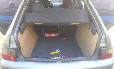 как открыть багажник ваз 2112