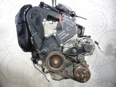 как определить тип двигателя