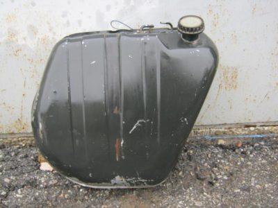 объем бака ваз 2107