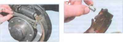 как прокачать тормоза на приоре