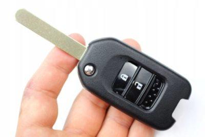 как разобрать ключ киа