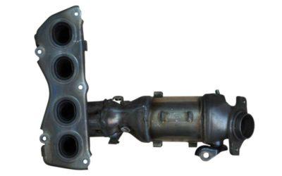 удаление катализатора форд фокус 2