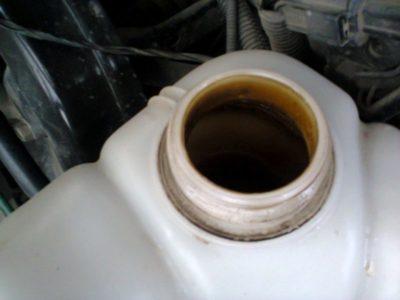 как и чем промыть систему охлаждения двигателя