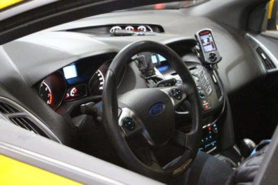 точки подключения сигнализации форд фокус 2