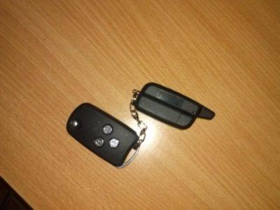 как разобрать ключ киа рио