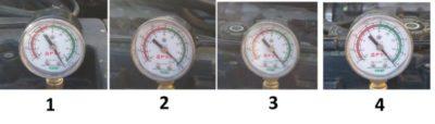 таблица регулировки клапанов ваз 2107