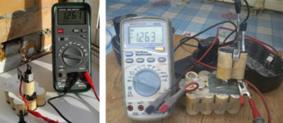 как проверить аккумулятор ареометром