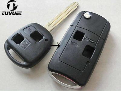 как открыть тойоту без ключа