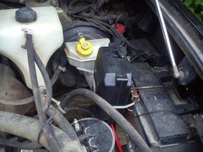 установка электровентилятора на уаз