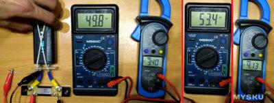 сколько вольт должен показывать заряженный аккумулятор
