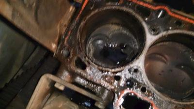 промывка системы охлаждения ваз 2114