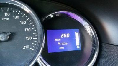 расход топлива на 100 км рено логан