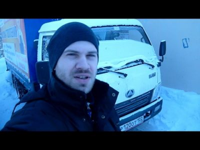 как завести хонду в мороз