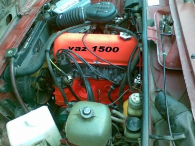 ваз 2109 устройство двигателя