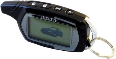 как отключить сигнализацию шериф