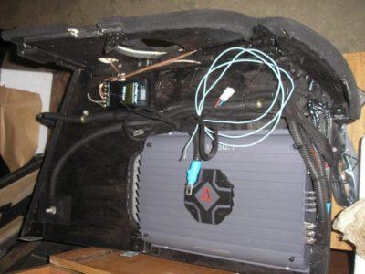 ваз 2114 установка кондиционера