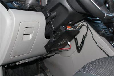 как подключить рацию в автомобиле