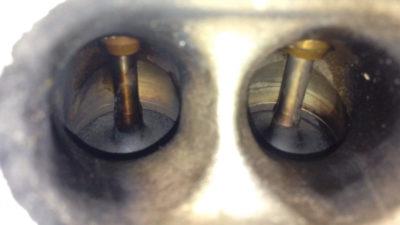 рено меган 2 клапан фазорегулятора