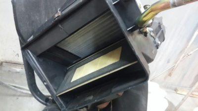 ремонт отопителя ваз 2107