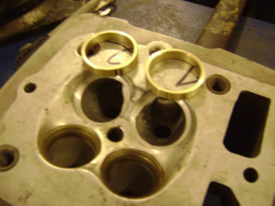 ремонт головки ваз 2106