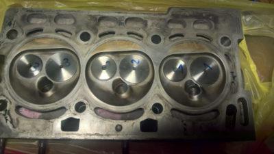 замена клапанов ваз 2106