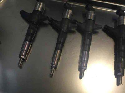 ремонт дизельных форсунок мерседес