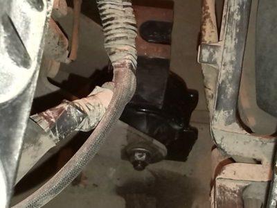 замена подушки двигателя форд фокус 2
