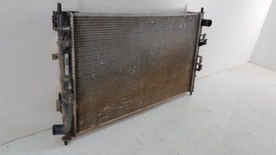 замена радиатора пежо 307
