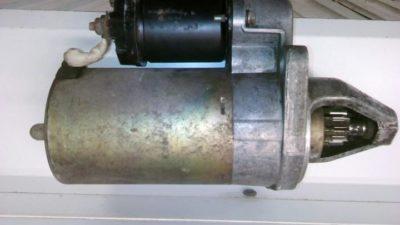 ваз 2107 ремонт стартера