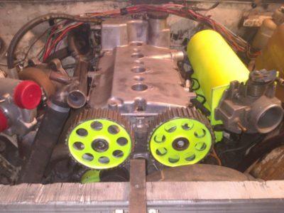 ваз 2106 замена двигателя