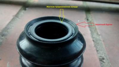 мазда 6 замена втулок стабилизатора