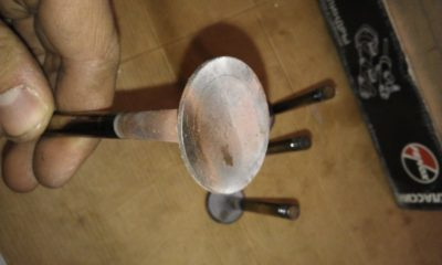 как поменять клапана на ваз 2109