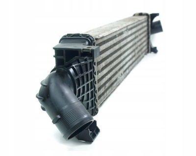 замена радиатора на форд фокус 1