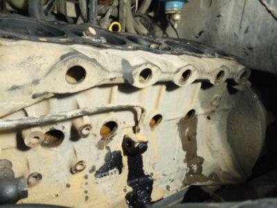 ниссан патрол ремонт двигателя