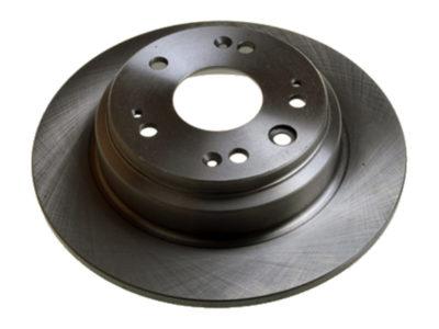 замена тормозных дисков ниссан ноут