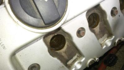 замена прокладки клапанной крышки мазда 6