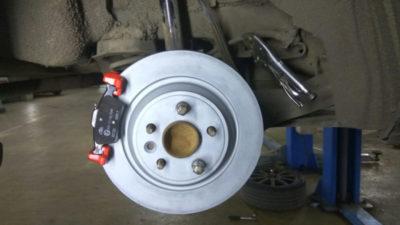 форд фокус 2 замена колодок