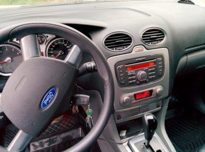 форд фокус 2 ошибка двигателя