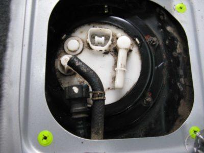 замена топливных трубок на ваз 2110