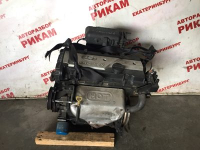 хендай акцент ремонт двигателя