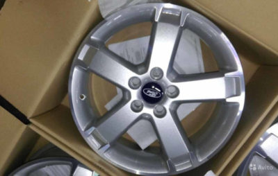 форд фокус 2 разболтовка дисков
