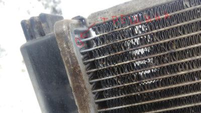 как снять радиатор на приоре с кондиционером