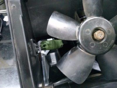 ремонт печки ваз 2109